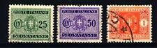 ITALIA - Regno - 1934 - Segnatasse - Stemma con fasci