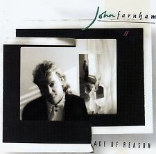 JOHN FARNHAM : AGE OF REASON / CD