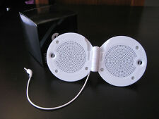 Atlas Creative 3.5mm Mini Portable Stereo Speaker iPod iPhone MP3 beats logitech