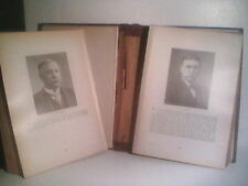 Biographical Annals of Ohio (1907) SIGNED by Rep. Henry H. Harlan - Mount Gilead