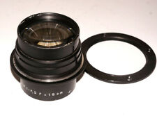 "Vintage Carl Zeiss Triotar 18cm F3.5 large format Barrel LENS 4x5"" up to 5x7"""