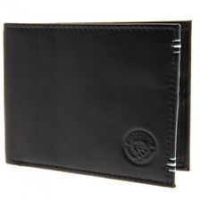 Manchester City F.C - Stitched Leather Wallet