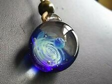handmade glass planet/universe Omi 2