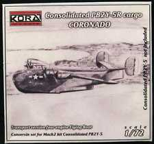 KORA Models 1/72 CONSOLIDATED PB2Y-5R CORONADO CARGO SET Resin Conversion Kit