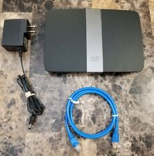 Linksys EA4500 N900 Dual-Band Wireless-N Router