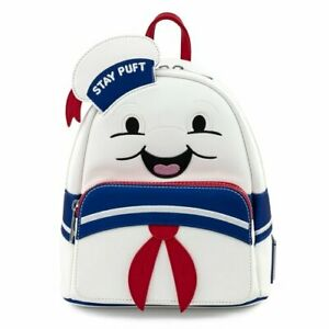 Loungefly Ghostbusters - Stay Puft Backpack