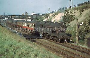 Colour-Rail Slide BRE 1603 Killamarsh D11 62660 1960 CR130
