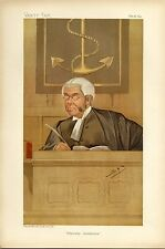 LAWYER BARRISTER JUDGE BAR OF THE ADMIRALITY COURT JURISDICTION PROBATE BENCH