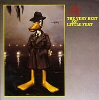 Little Feat - As Time Goes By - Very Best Of (NEW CD)
