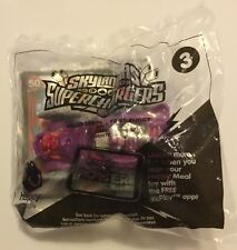 ! McDonald's Happy Meal Skylanders Super Chargers #3 Roller Brawl Tomb Buggy