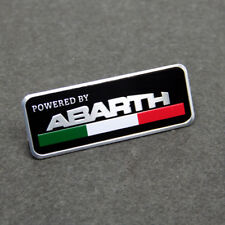 Car Accessories Auto Styling Decal Badge Emblem Sticker Logo Fit For ABARTH