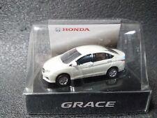 HONDA GRACE LED Car Key Holder White Japan Model Car
