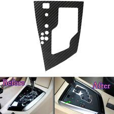 Carbon Fiber Sticker Inner Gear Shift Panel Cover Trim For Toyota Corolla 14-17