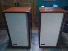 New ListingKlh 6 Vintage Speakers Restored Beautiful Work Perfect
