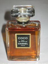 Vintage Perfume Bottle Chanel Coco EDP - 50 ML - 1.7 OZ  - Open - 3/4 Full