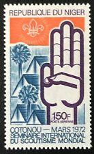 Niger 1972**   Pfadfinder / Scouts    MNH