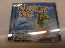 Cd   Naturklänge Vol. 2 - Meeresgeräusche mit Musik