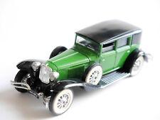 Cord L 29 Limousine saloon (1929) in grün verde vert green, Solido in 1:43!