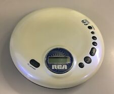 RCA Portable CD Player with 20 Preset FM Radio RP2612B Compact Disc or FM Radio
