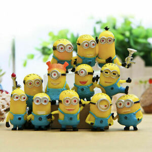 12 Set 2 Movie Character Animation Figures Doll Toys Gifts