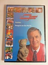 Mister Rogers Neighborhood: Families Episode # 1555 Penguins at the Sea World