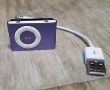 Apple Ipod Shuffle 2nd Gen A1204 Purple