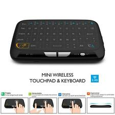 H18 Mini Wireless Keyboard Full Screen Large Touchpad Air Mouse Durable SC05