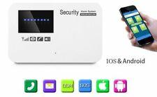 Wireless Alarm System GSM Kit Burglar Intruder Home House Office Security LCD