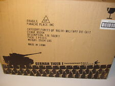 Unimax Forces of Valor # 85204 1/16 Tiger Tank # 222 - Michael Wittmann