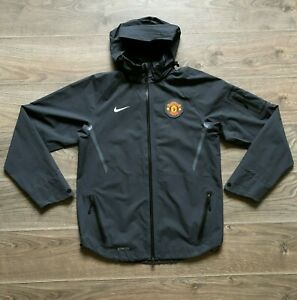 Manchester United 2010-11 Authentic Player Issue Gore-Tex Rain Jacket Ultra Rare