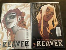 Reaver #1,#2 Image Comics NM SOLD OUT