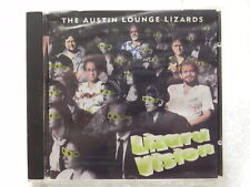 Austin Lounge Lizards - Lizard Vision Cd