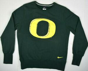 Nike University of Oregon Sweatshirt T-Shirt Women's XL Gold Trim O Unisex 2011
