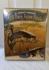 """Reflective Art Strike King """"Golden Moment"""" Jigsaw Puzzle  550-Piece New sealed"""