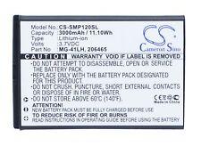 Battery For Magellan MobileMapper CE 14.65Wh MobileMapper CX 3960mAh