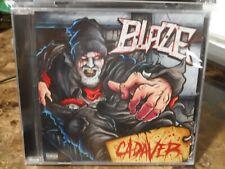 Blaze ya Dead Homie - Cadaver CD BRAND NEW Detroit HORRORCORE RAP ICP Twiztid