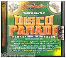 DISCO PARADE ESTATE 2004 2 CD **OTTIMO**