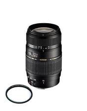 Tamron 70-300mm f/4-5.6 Di LD Macro Autofocus Lens for Nikon AF +gratis 62 mm UV