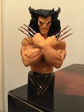 Wolverine Marvel X Men Statue Buste Weapon X