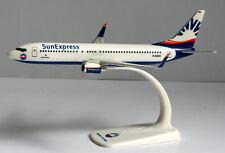 SunExpress - Boeing 737-800 - 1:200 Flugzeug Modell B737 NEU
