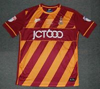 Player Spec Bradford City League Two Play Off Final Shirt vs Millwall