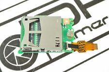 Panasonic Lumix DMC-ZS8 ZS9 TZ18 SD Card Reader Assembly Part DH8402