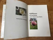 Louisiana, Wildflowers, Clair A. Brown, Color Photographs