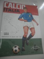 Album  Set Figurine completo calciatori BAGGIOLI 1965/66 Anastatica Reproduction