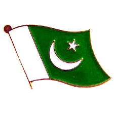Pakistan Flag Lapel Pin / Pakistan Pin