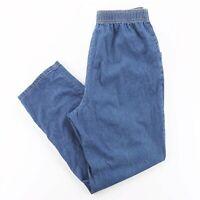 1970s Koret City Blues Light Blue High Waisted Sailor Jeans