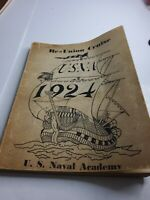 Re-union  cruise USNA 1924 US. naval academy book