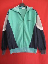 Veste Vintage ADIDAS Laser verte et marine ventex 80'S jacket - 174 / M