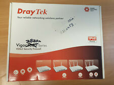 DrayTek Vigor 2820N 300 Mbps Wireless N Router (V2820N)