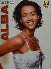 JESSICA ALBA - A4 Poster (ca. 21 x 28 cm) - Clippings Fan Sammlung NEU